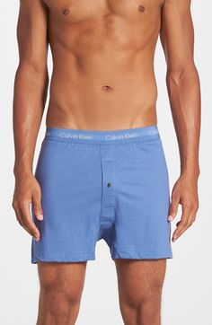 fa0af8a35a Calvin Klein Cotton Boxers (3-Pack) | Nordstrom Calvin Klein Boxers, Calvin