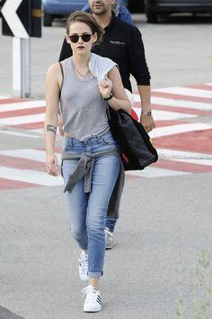 Kristen Stewart Fashion Style : Photo