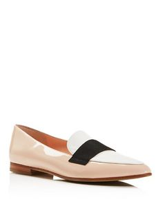 41eafa183b3 kate spade new york Corina Color Block Loafers Shoes - Flats - Loafers    Oxfords - Bloomingdale s