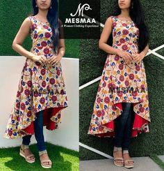 New Dress Pattern Sewing Women Simple Ideas Designs For Dresses, Dress Neck Designs, Blouse Designs, Chudidhar Designs, Chudidhar Neck Designs, Kalamkari Dresses, Ikkat Dresses, Kurta Designs Women, Salwar Designs