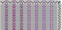 Purple Donsu: Designing for Weaving Weaving Designs, Weaving Projects, Weaving Patterns, Tablet Weaving, Loom Weaving, Hand Weaving, Tear, Crochet Art, Textiles
