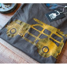 """Gos Lab® ~ With the printing procedure """"wood stamp"""" Gos Lab produces its limited edition prints, using a wooden stamp for is graphic on the textile, hence the name wood stamp.  Available online at www.goslab.com"""