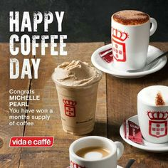 No coffee, no life Coffee Supplies, Happy Coffee, Tableware, Day, Passion, Life, Dinnerware, Coffee Shop Supplies, Tablewares