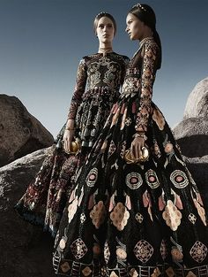#Valentino Spring/Summer 2014 by Craig Mcdean http://www.nomad-chic.com/