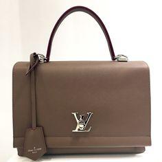 "2ba06ebe216c Designer Exchange on Instagram  ""The beautiful Louis Vuitton Lockme II just  arrived into Designer Exchange Birmingham✨  buynoworcrylater"""