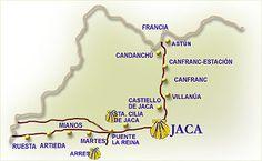 CAMINO ARAGONES - Camino de Santiago