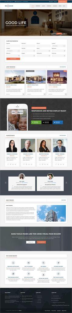 Milness - Showcase Mobile App WordPress Theme   Simple wordpress ...
