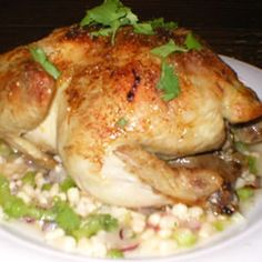 Game Hens Southwestern-Style Allrecipes.com