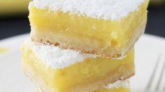 Rezept: Zitronenkuchen nach amerikanischer Art