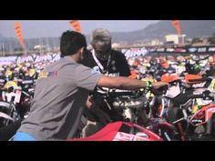 Enduro Six Days 2013 Italia - Juan Reyes #54 ¡Ceremonia de inauguración!