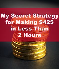 It's not that hard to earn extra money - let alone $425. Get the step-by-step…