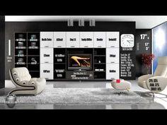 Super Ultra Widgets + Temas   Virtual House W10 - YouTube