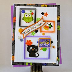 Happy Halloween by Kathy Martin for #Doodlebug using Halloween Parade
