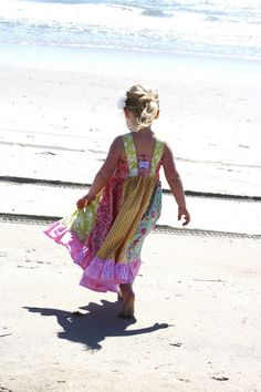 Summer Stroll dress............Momi boutique.Etsy.