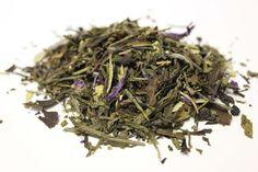 tonight's perfect iced #tea - wild blueberry green tea