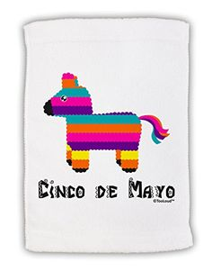 TooLoud Colorful Pinata Design  Cinco de Mayo Micro Terry Sport Towel 11x8 *** Check out the image by visiting the link.