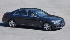 Mercedes-Benz S600 Guard (2015)   Mercedes benz, Benz and Cars