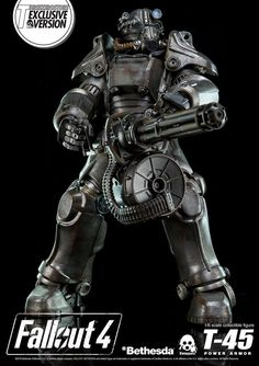 15 Best Fallout 4 Power Armor images | Fallout cosplay, Videogames
