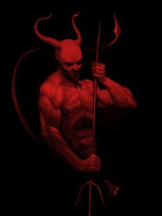 Lucifer Clip Art | devil within by molee digital art drawings paintings fantasy the devil ...