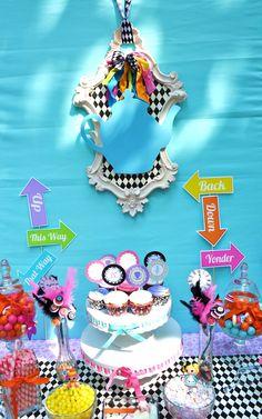 Alice In Wonderland Party (15)
