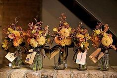 fall wedding ideas perfect for the rehersal dinner