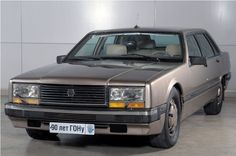 OG | ZIL-4102 / ЗИЛ-4102 | Presidential vehicle prototype. The project was abandoned after Mikhaïl Gorbatchev's disapproval.