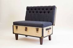 How to Create Pieces of Furniture Recycling Old Items by Katie Thompson