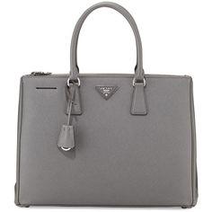 Prada Saffiano Lux Executive Tote Bag ( 2 197cd09c85f