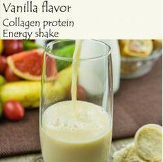 Fish Collagen Protein Sports Shake (Vanilla)