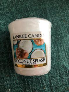 Yankee Candle Coconut Splash (Just go - Summer 2018) - Sampler