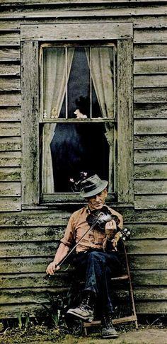 """""""...I fiddle when I can and work when I should..."""" John Denver lyrics"""
