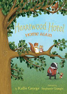 Home Again (Heartwood Hotel Book 4) - Kindle edition by George, Kallie, Graegin, Stephanie. Children Kindle eBooks @ Amazon.com.