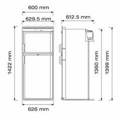 refrigerators sizes dimensions - Pesquisa Google | Standards ...