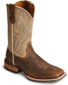 "Ariat Quickdraw 11"" Western Boots 