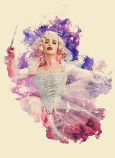 Cinderella on Behance
