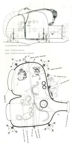 metamorfosis cromática — turnercris: archidose: respecta: ... Organic Architecture, Space Architecture, Architecture Student, Architecture Drawings, Parasitic Architecture, Architecture Portfolio, Nakagin Capsule Tower, Cute Drawings Of Love, Map Sketch