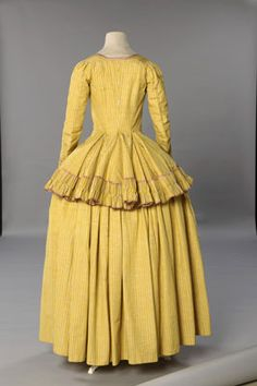 18th Century fashion is back in vogue.   of beauty and love