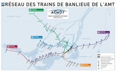 plan train banlieue montreal Trains, Rapid Transit, Laval, City Maps, Transportation, How To Plan, Cities, Ornament, Urban