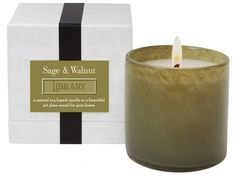 LAFCO- Library Candle