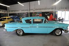 "58"" Chevy Impala"