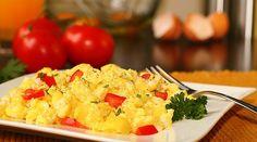 Como fazer ovo mexido perfeito: chef americano revela segredos - Bolsa de Mulher