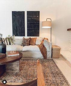 New Living Room, Home And Living, Living Spaces, Hygge, Scandinavian Home, Home Decor Inspiration, Decor Ideas, Apartment Living, House Design