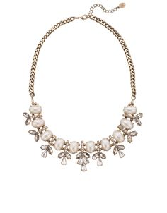 Darling Bud Statement Necklace