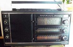 Transistor portatif Grundig Satellite 2100 (1976)