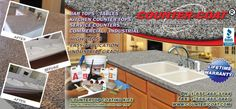 Counter-coat  countertop coating kits