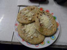 Los Deliciosos Tlacoyos de Teziutlán Puebla.