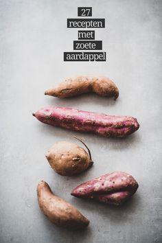 27x zoete aardappel recepten