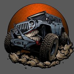 Check out the design for one of our upcoming shirts! We're going to be doing three more in this same style over the next few months. What do you guys think? #rebeloffroad #rebel #Offroad #jeep #jeeplife #jeepjk #jeepwrangler #wrangler #shirt #tshirt #apparel #design #artwork #clothing #jeepher #jeepgirl