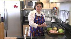 Ensalada de pollo con uvas y nueces - Chicken salad with grapes and nuts - Recetas de cocina fáciles