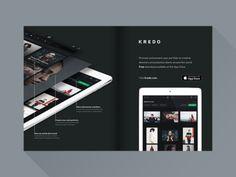 Kredo Magazine Ad